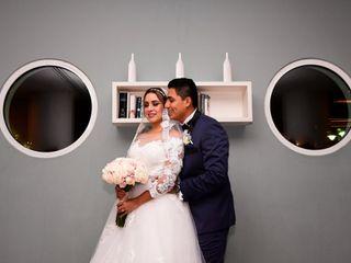 La boda de Samanta y Raúl
