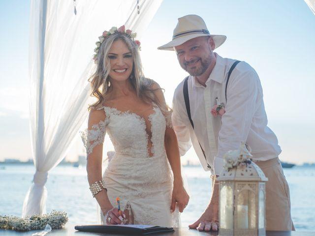 La boda de Jaqueline y Diego