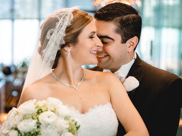 La boda de Montse y Armando