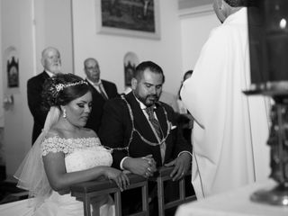 La boda de Marisela y Jóse Ramón 3