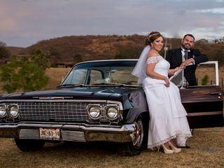 La boda de Marisela y Jóse Ramón