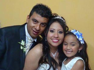 La boda de Sandra y Osiris 1