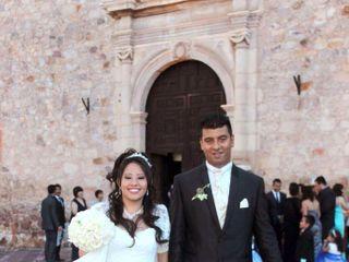 La boda de Sandra y Osiris