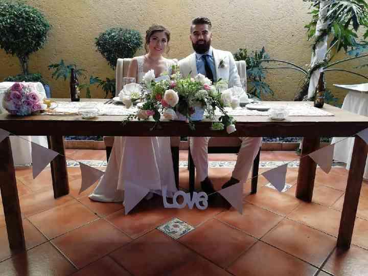 La boda de Mayra y Orlando