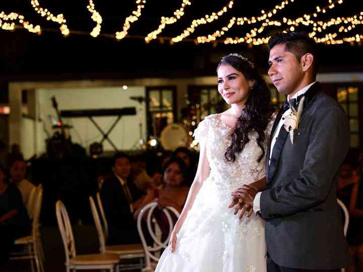 La boda de Nayely y Marco