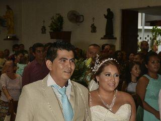 La boda de Montse y Geovanny 1