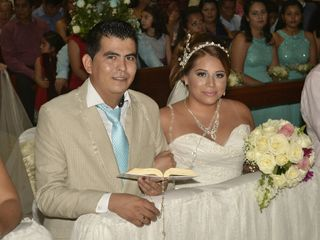 La boda de Montse y Geovanny 2