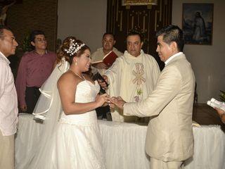 La boda de Montse y Geovanny 3