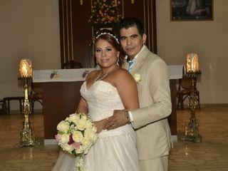 La boda de Montse y Geovanny
