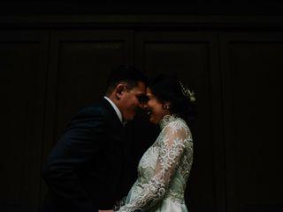 La boda de Estefania y Charro