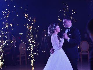 La boda de Mariana y Fernando