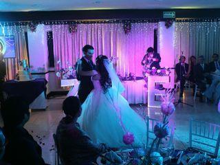 La boda de Emigdio y Zujey