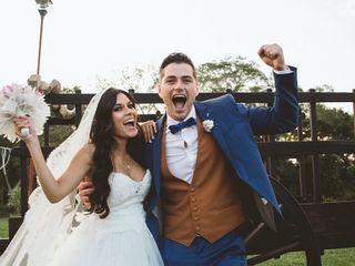 La boda de Liz y Álex