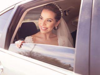 La boda de Sarah y Rogelio 1
