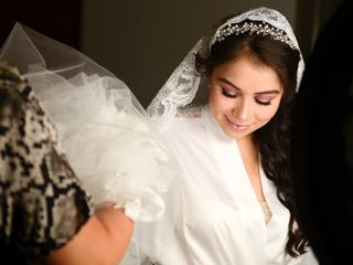 La boda de Nayely y Marco 2