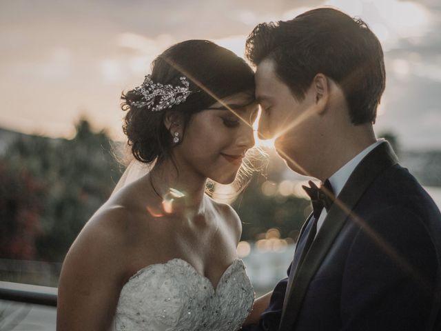 La boda de Génesis y Emmanuel