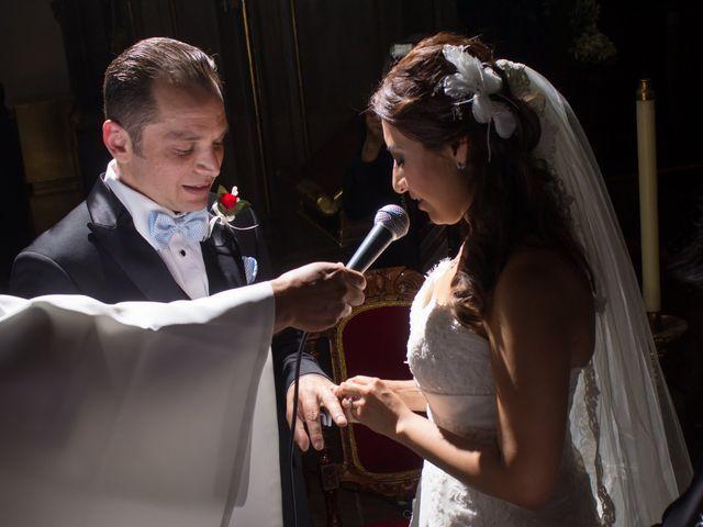 La boda de Vanessa y Charly