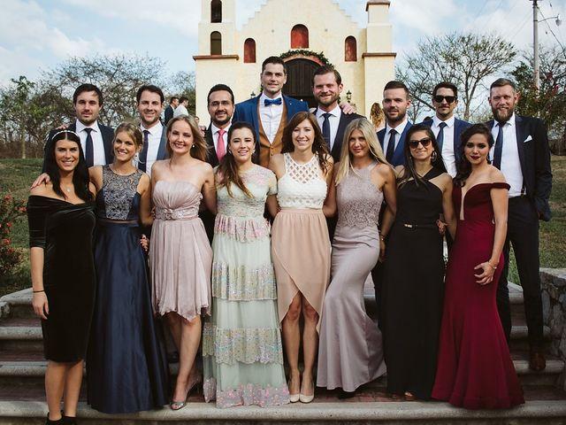 La boda de Álex y Liz en Cintalapa, Chiapas 30