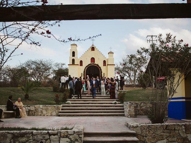 La boda de Álex y Liz en Cintalapa, Chiapas 34