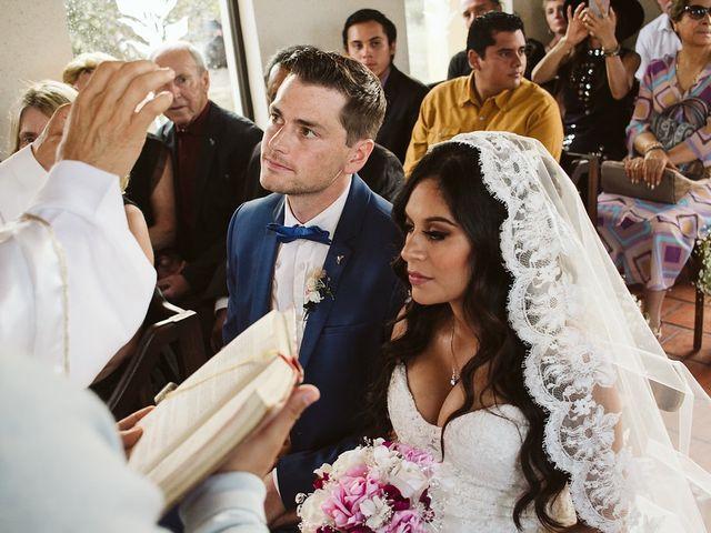 La boda de Álex y Liz en Cintalapa, Chiapas 40