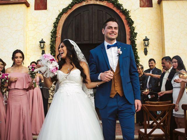 La boda de Álex y Liz en Cintalapa, Chiapas 45