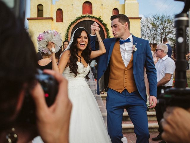 La boda de Álex y Liz en Cintalapa, Chiapas 47