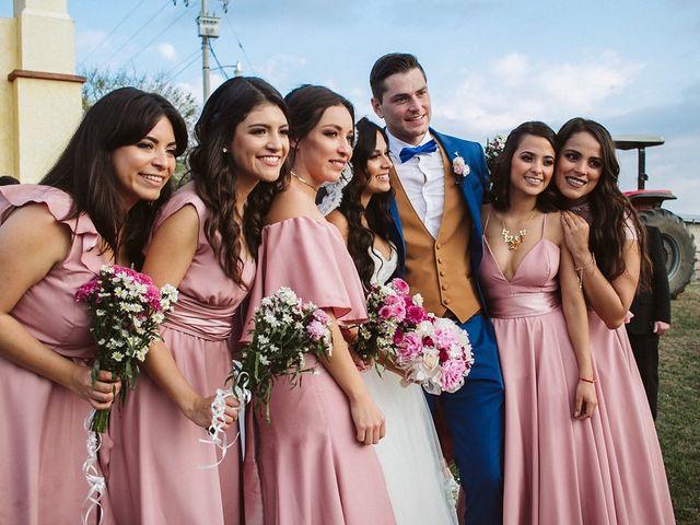 La boda de Álex y Liz en Cintalapa, Chiapas 48