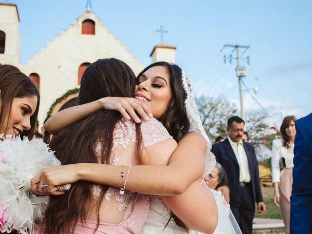 La boda de Álex y Liz en Cintalapa, Chiapas 49