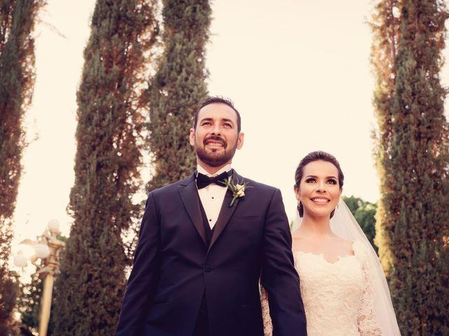 La boda de Sarah y Rogelio
