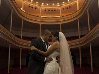 La boda de Gabriela y José Antonio