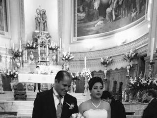 La boda de Adriana  y Alejandro  2