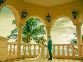 La boda de Victoria y Manuel 1