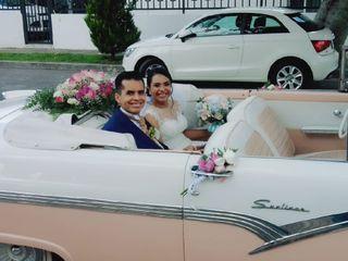 La boda de Alejandra  y Francisco