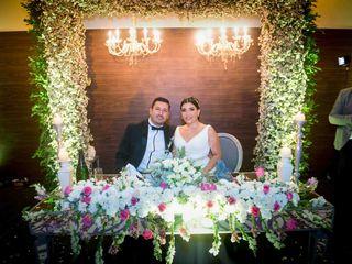 La boda de Daphne y Fabián