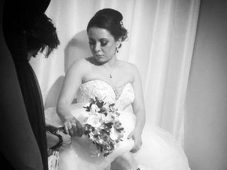 La boda de Lorena y Abraham 1