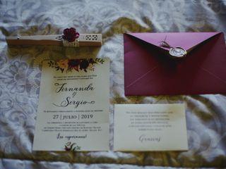 La boda de Fernanda y Sergio 2