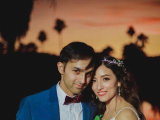 La boda de Fernanda y Sergio