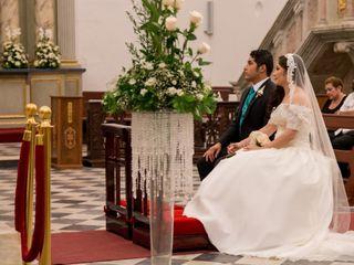 La boda de Perla y Jorge 1
