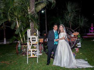 La boda de Perla y Jorge