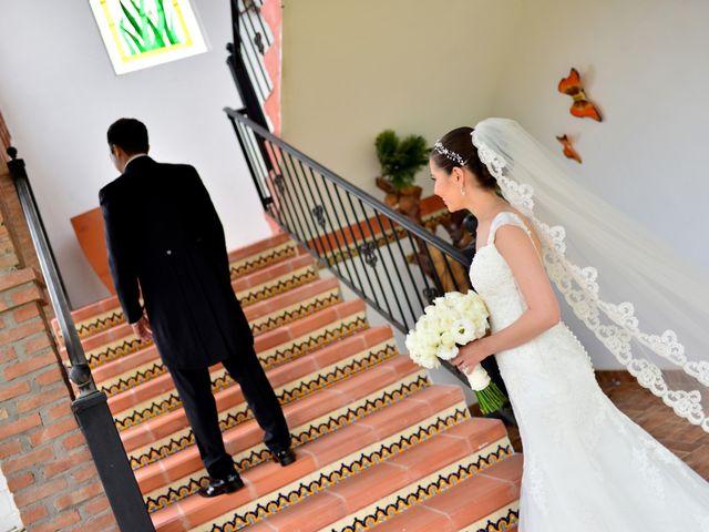 La boda de Gilda y Jorge