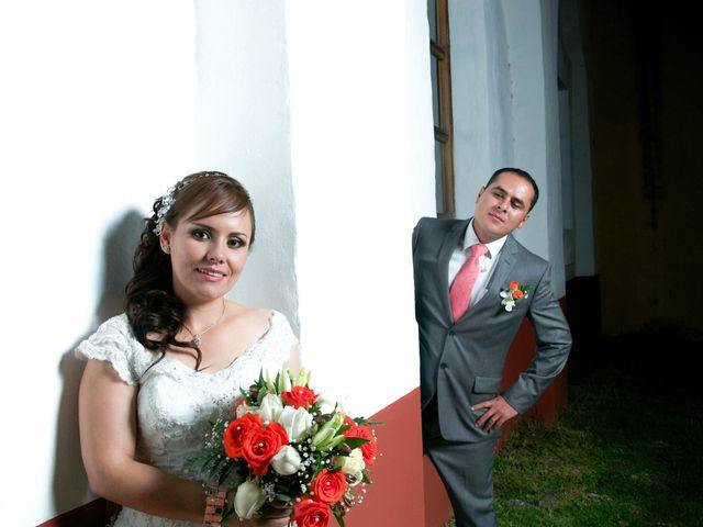 La boda de Alejandra y Eric