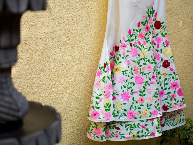 La boda de Gustavo y Renata en Miguel Hidalgo, Ciudad de México 9
