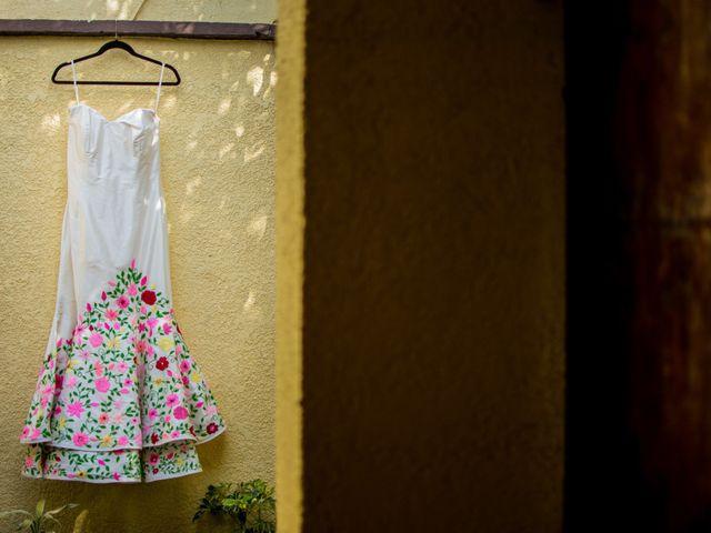 La boda de Gustavo y Renata en Miguel Hidalgo, Ciudad de México 10