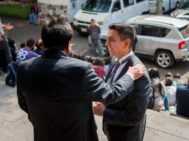 La boda de Gustavo y Renata en Miguel Hidalgo, Ciudad de México 19