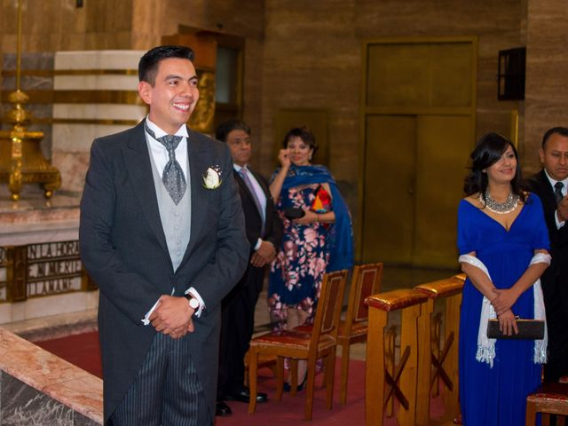 La boda de Gustavo y Renata en Miguel Hidalgo, Ciudad de México 24