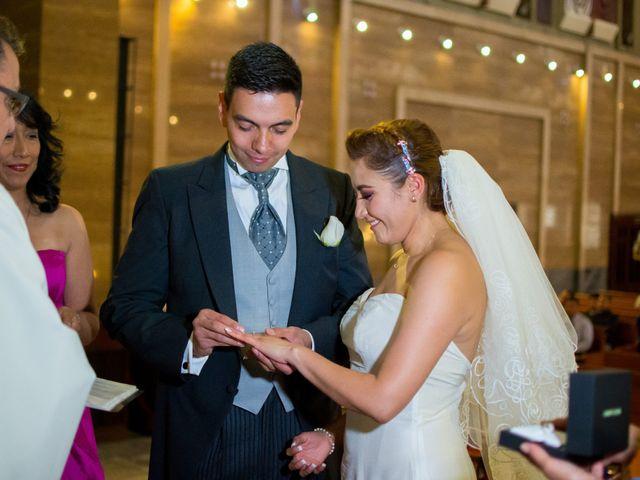 La boda de Gustavo y Renata en Miguel Hidalgo, Ciudad de México 27