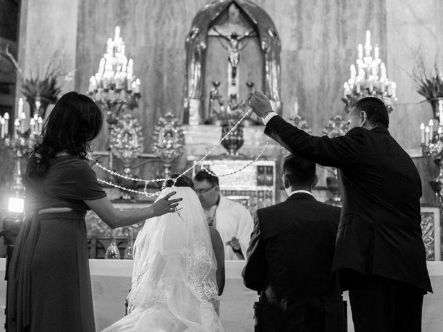 La boda de Gustavo y Renata en Miguel Hidalgo, Ciudad de México 28