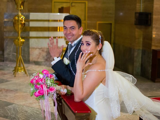 La boda de Gustavo y Renata en Miguel Hidalgo, Ciudad de México 1