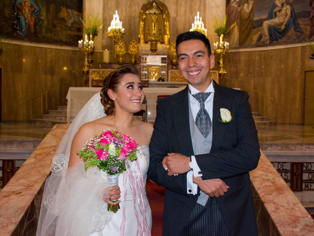 La boda de Gustavo y Renata en Miguel Hidalgo, Ciudad de México 29