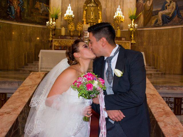 La boda de Gustavo y Renata en Miguel Hidalgo, Ciudad de México 30